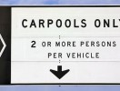 Znak carpooling